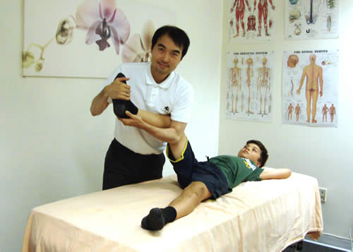 What is OMT? | Hayama Osteo-Therapy